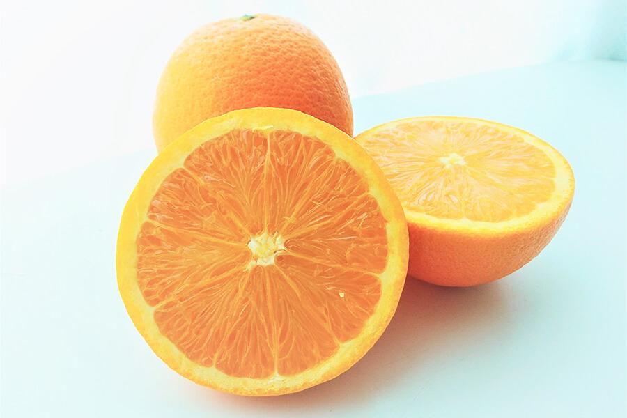 画像:アロマオイル「オレンジ・スイート」