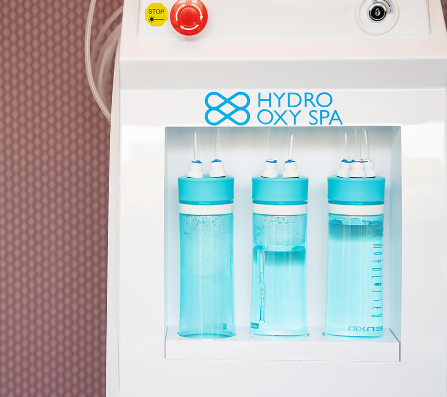 画像:水素吸入